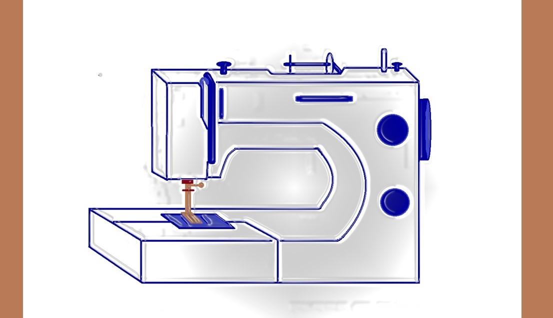 Comment enfiler sa machine à coudre