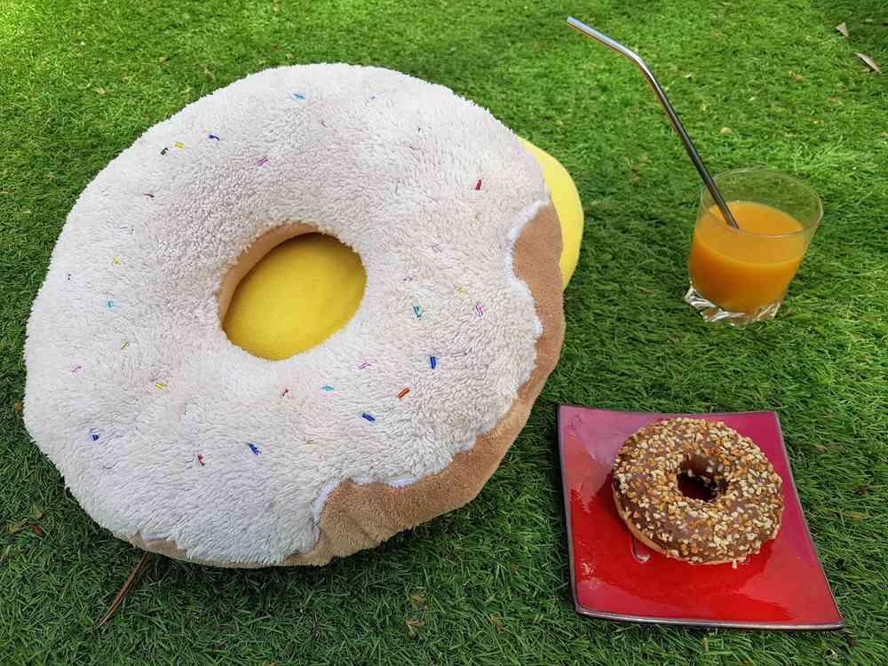 Coudre un coussin donut – le tuto vidéo